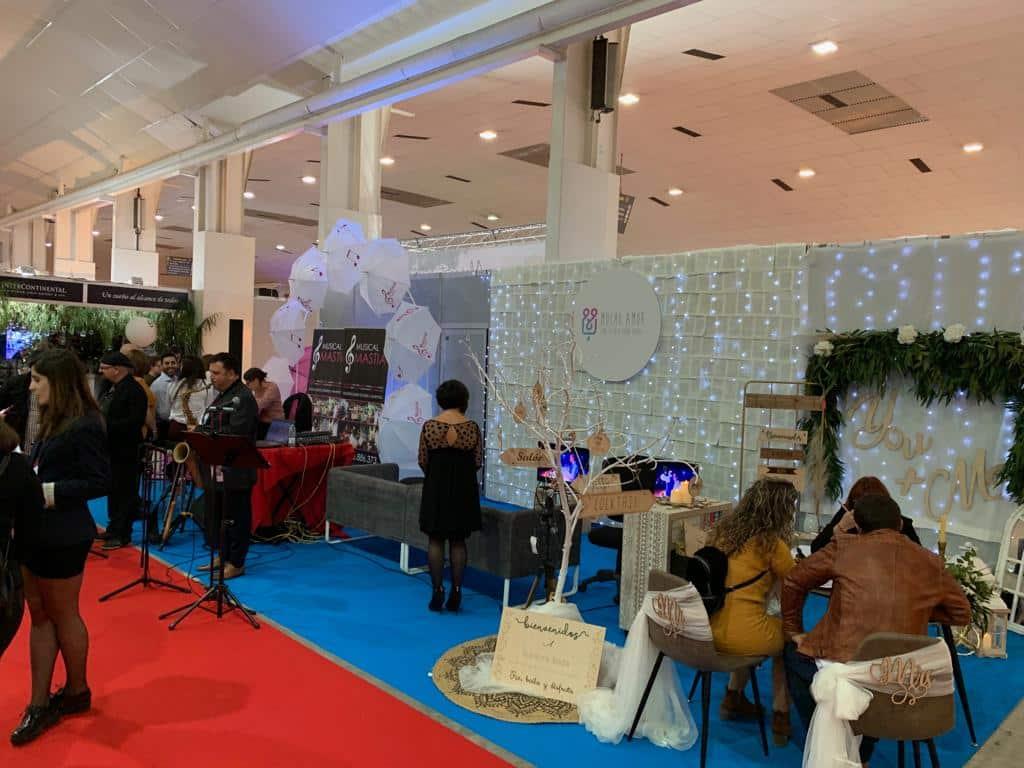 Música para bodas, Musical Mastia en IFEPA
